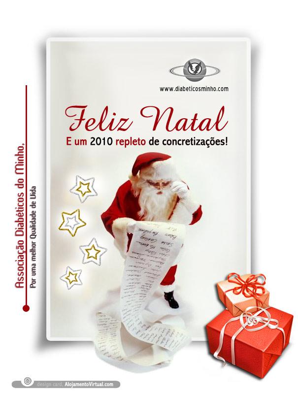 Feliz Natal 2009